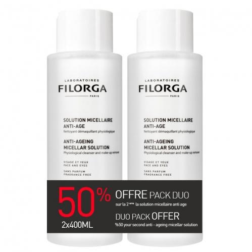 Filorga Ürünleri - Filorga Anti Age Miceller Solution 2x400ml