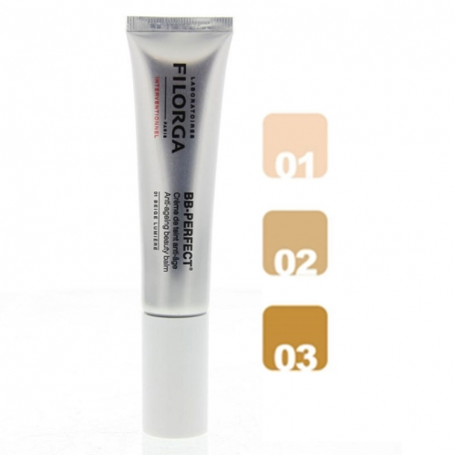 Filorga Ürünleri - Filorga BB - Perfect Anti Aging Beauty Balm SPF15 30ml.
