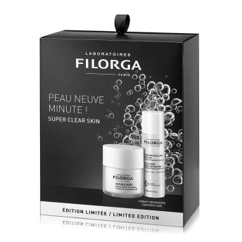 Filorga Ürünleri - ​Filorga Scrub-Mask 55ml + Solution Micellaire Anti-Age 50ml