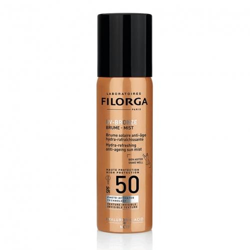 Filorga Ürünleri - Filorga UV-Bronze Brume Mist SPF50+ 60ml