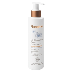 Florame Face Make-Up Remover Milk 200ml