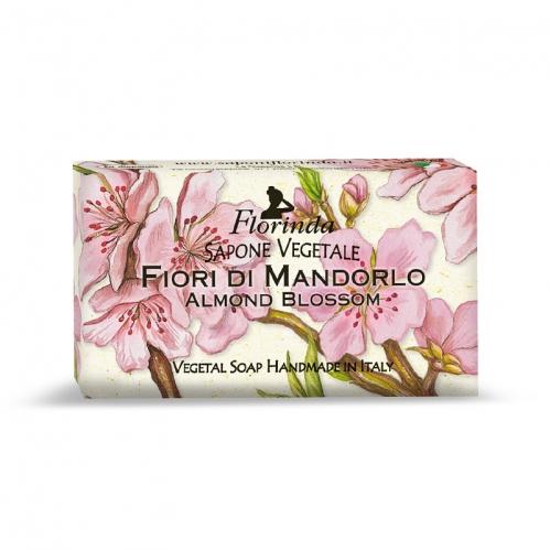 Florinda Ürünleri - Florinda Badem Çiçeği Katı Sabun 100 GR