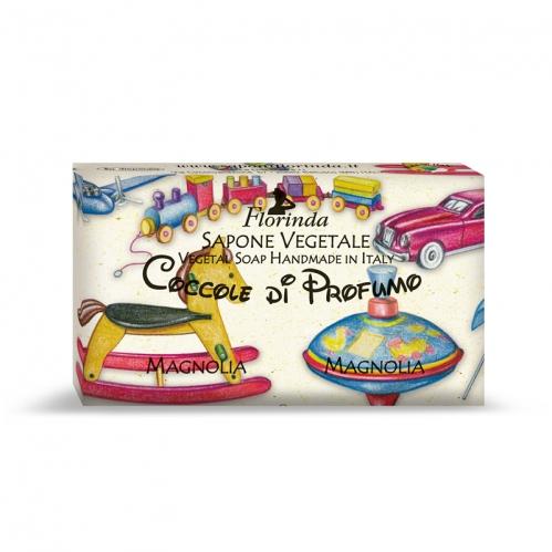 Florinda Ürünleri - Florinda Manolya Bebek Serisi Katı Sabun 100 GR
