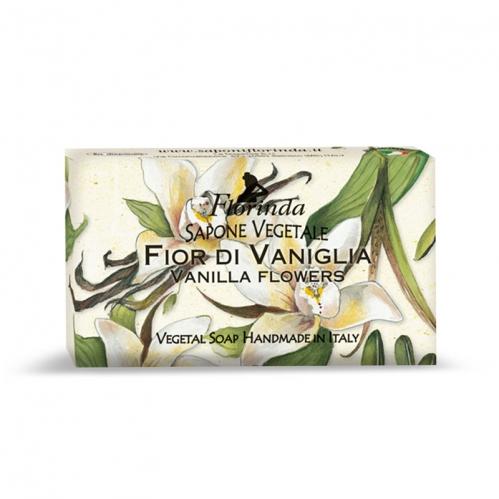 Florinda Ürünleri - Florinda Vanilya Çiçekleri Katı Sabun 100 GR