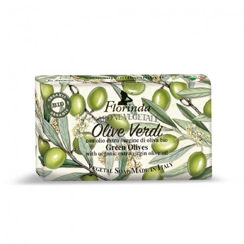 Florinda Ürünleri - Florinda Yeşil Zeytini Katı Sabun 100 GR