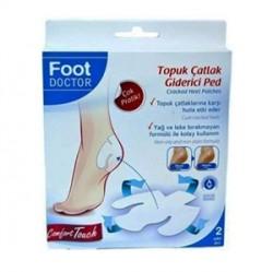 Foot Doctor - Foot Doctor Topuk Çatlak Giderici Ped