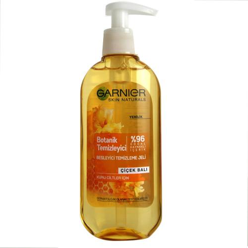 Garnier Ürünleri - Garnier Çiçek Balı Besleyici Botanik Temizleme Jeli 200ml