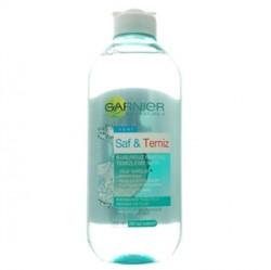 Garnier Ürünleri - Garnier Saf&Temiz Makyaj Temizleme Suyu 400ml