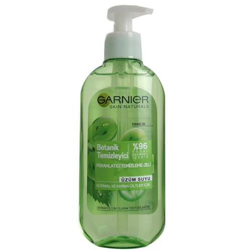Garnier Ürünleri - Garnier Üzüm Suyu Ferahlatıcı Temizleme Jeli 200ml