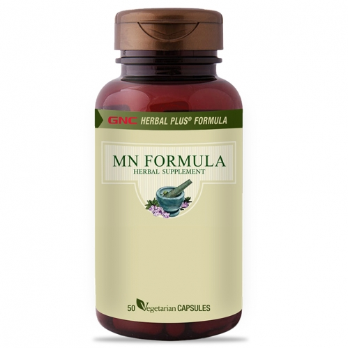 GNC - GNC Herbal Plus Formula MN 50 Kapsül