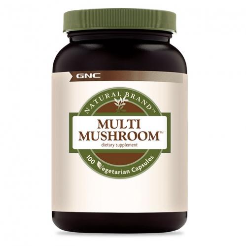 GNC - GNC Multi Mushroom Takviye Edici Gıda 100 Kapsül
