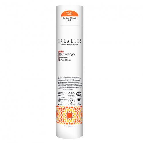 Halalles - Halalles Organik Bebek Şampuanı 300ml