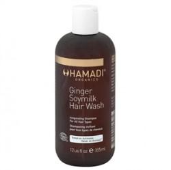 Hamadi Saç Bakım - Hamadi Ginger Soymilk Hair Wash 355 ml