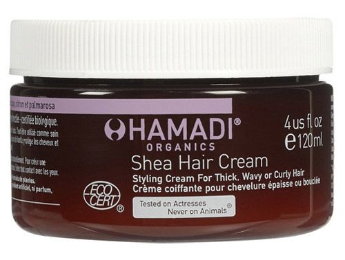 Hamadi Saç Bakım - Hamadi Shea Hair Cream 120 ml