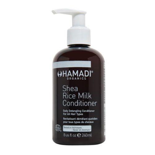 Hamadi Saç Bakım - Hamadi Shea Rice Milk Conditioner 240 ml