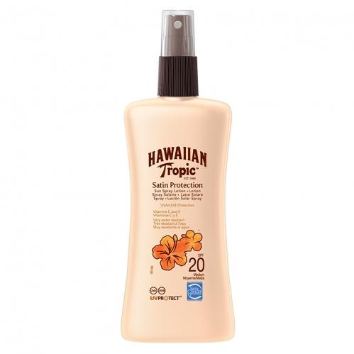 Hawaiian Tropic - Hawaiian Tropic Losyon SPray Spf20 200ml