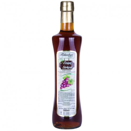 Hekimhan Bitkisel - Hekimhan Üzüm Sirkesi 500 ml