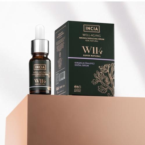 INCIA - INCIA Well Aging Yaşlanma Karşıtı Serum 10ml