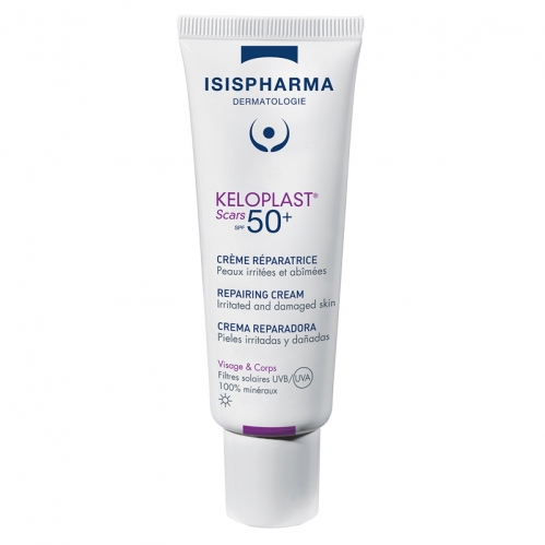 Isıs Pharma Ürünleri - Isıs Pharma Keloplast Scars SPF50+ Repairing Cream 40ml