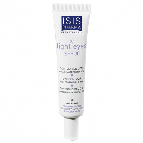 Isıs Pharma Ürünleri - Isıs Pharma Light Eyes Spf30 15ml