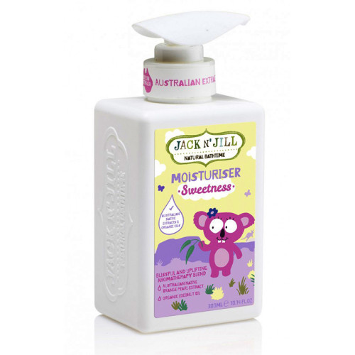 Jack And Jill Kids - Jack and Jill Natural Bathtime Moisturiser Sweetness 300ml