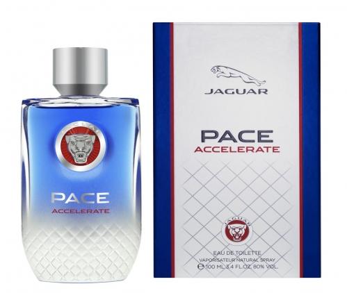 Jaguar - Jaguar Pace Accelerate Edt Erkek Parfüm 100 ml
