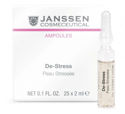 Janssen Cosmetics - Janssen Cosmetics Ampoules De-Stress 25X2ml