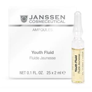Janssen Cosmetics - Janssen Cosmetics Ampoules Youth Fluid 25X2ml
