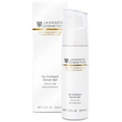 Janssen Cosmetics - Janssen Cosmetics Skin Regeneration De-Contract Serum Gel 30ml