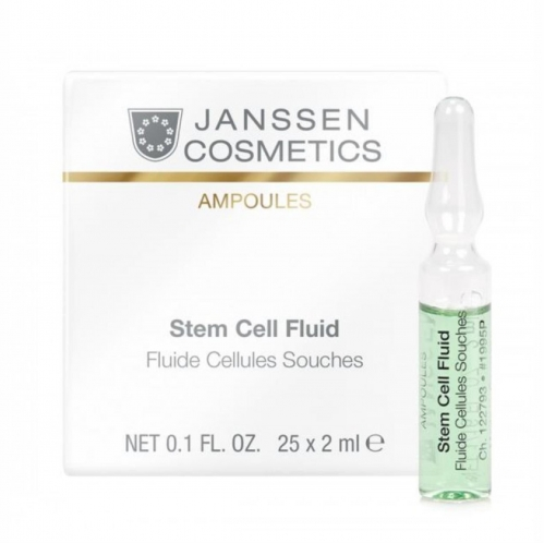 Janssen Cosmetics - Janssen Cosmetics Stem Cell Fluid 25X2ml