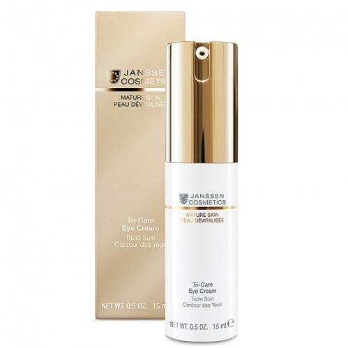 Janssen Cosmetics - Janssen Cosmetics Tri Care Eye Cream 15ml