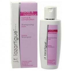J.F Lazartigue Ürünleri - J.f Lazartigue Normal ve Karma Saçlar İçin Yosun Özlü Şampuan 200ml