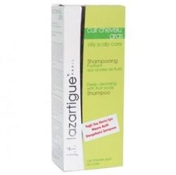 J.F Lazartigue Ürünleri - J.f Lazartigue Yağlı Saç Derisi İçin Dengeleyici Şampuan 200ml