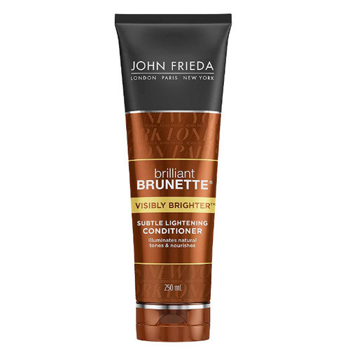 John Frieda Saç Bakım - John Frieda Brillant Brunette Visibly Brighter Conditioner 250ml