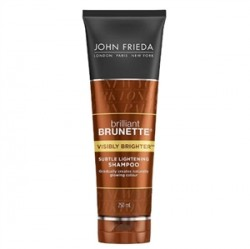 John Frieda Saç Bakım - John Frieda Brillant Brunette Visibly Brighter Shampoo 250ml
