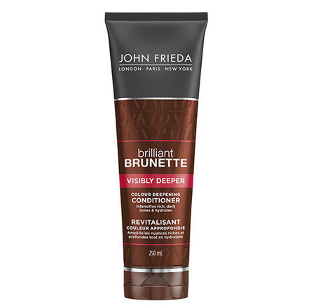 John Frieda Saç Bakım - John Frieda Brillant Brunette Visibly Deeper Colour Deeping Conditioner 250ml