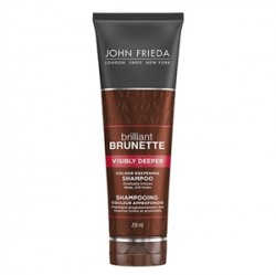 John Frieda Saç Bakım - John Frieda Brillant Brunette Visibly Deeper Colour Deeping Shampoo 250ml