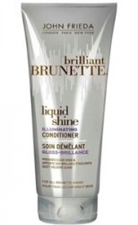 John Frieda Saç Bakım - John Frieda Brilliant Brunette Liquid Shine Conditioner 250ml