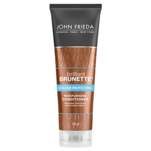 John Frieda Saç Bakım - John Frieda Brilliant Brunette Nemlendirici Bakım Kremi 250ml
