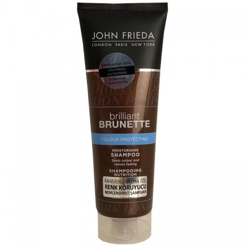 John Frieda Brilliant Brunette Şampuan 250ml