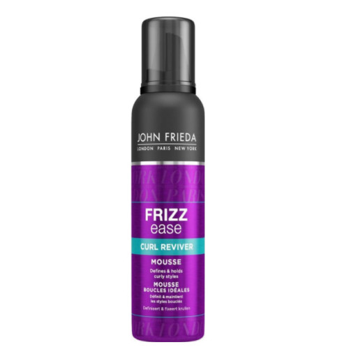 John Frieda Saç Bakım - John Frieda Frizz Ease Curl Reviver Styling Mousse 200ml