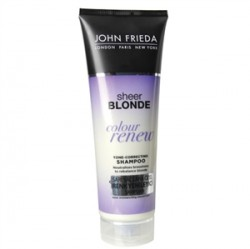 John Frieda Saç Bakım - John Frieda Sheer Blonde Colour Renew Shampoo 250ml