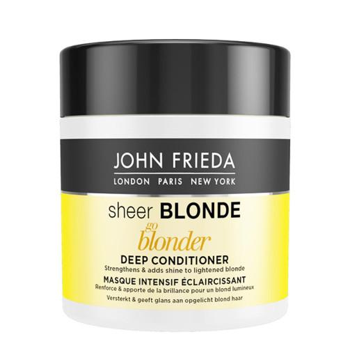 John Frieda Saç Bakım - John Frieda Sheer Blonde Go Blonder Yoğun Bakım Maskesi 150ml
