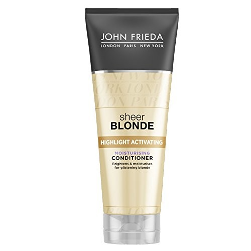 John Frieda Saç Bakım - John Frieda Sheer Blonde Moisturising Conditioner (Açık Sarı Ton) 250ml