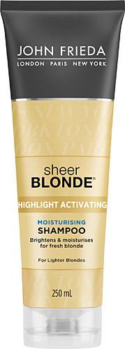 John Frieda Saç Bakım - John Frieda Sheer Blonde Moisturising Shampoo (Açık Sarı Ton) 250 ml