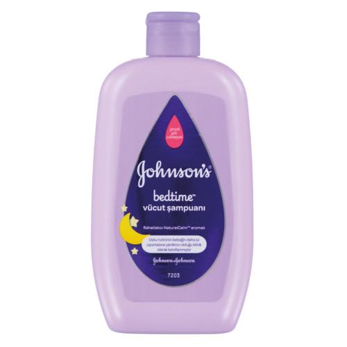 Johnson & Johnson - Johnsons Baby Bedtime Banyo Jeli 300 ml