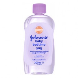 Johnson & Johnson - Johnsons Baby Bedtime Yağ 300ml