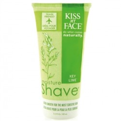Kiss My Face - Kiss My Face 4 in 1 key Lime Moisture Shave 100ml