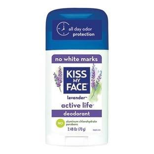 Kiss My Face - Kiss My Face Active Life Stick Lavender 70gr