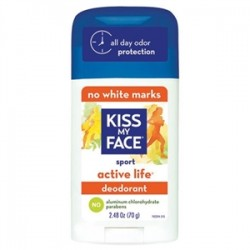 Kiss My Face - Kiss My Face Active Life Stick Sport 70gr